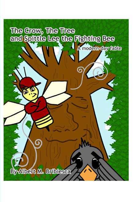 The Crow, The Tree and Spittle Lee the Fighting Bee