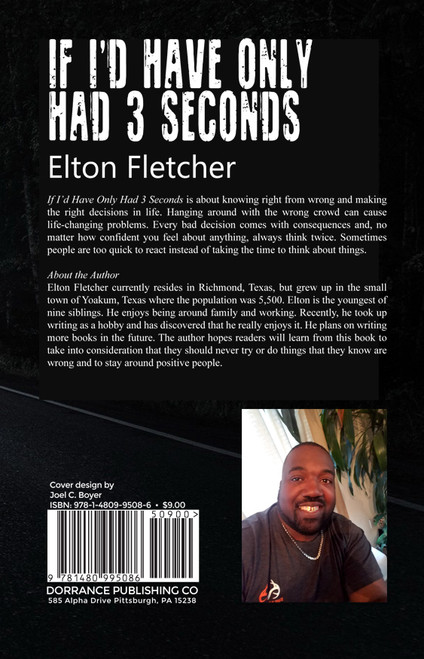 If I'd Have Only Had 3 Seconds  - eBook