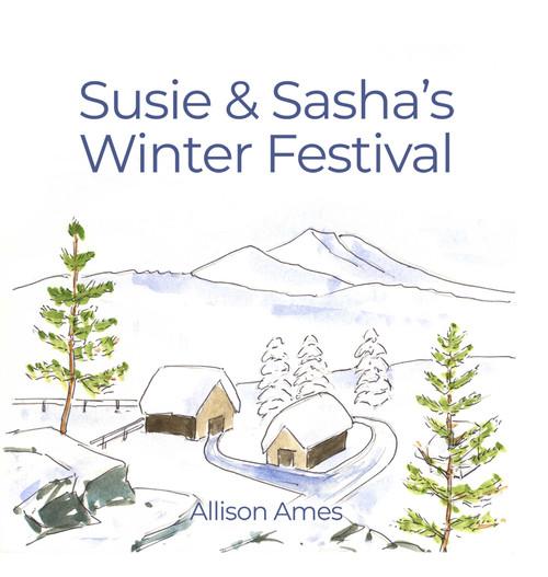 Susie & Sasha's Winter Festival - eBook