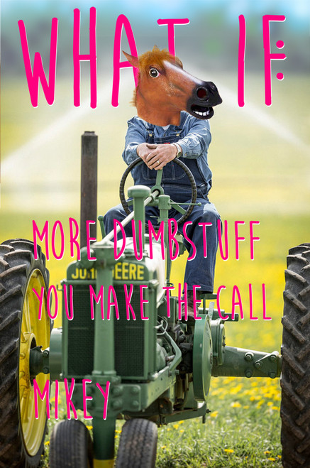 What If: More Dumb Stuff - eBook