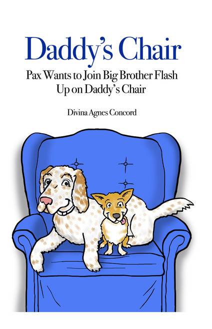 Daddy's Chair - eBook