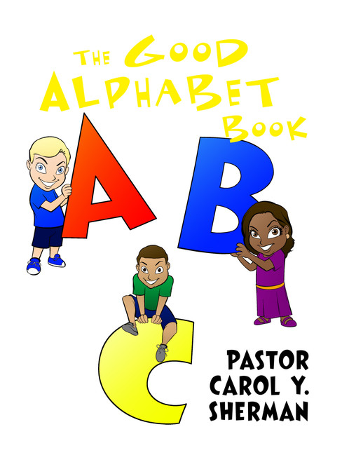 The Good Alphabet Book