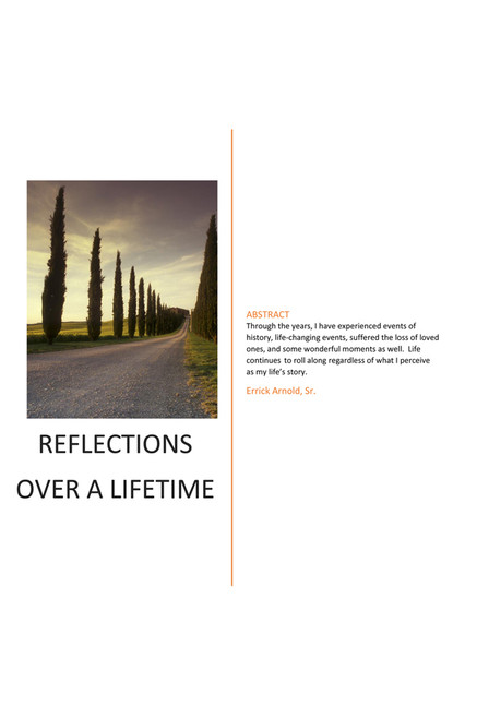 Reflections Over a Lifetime - eBook
