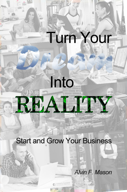 Turn Your Dream Into Reality - eBook
