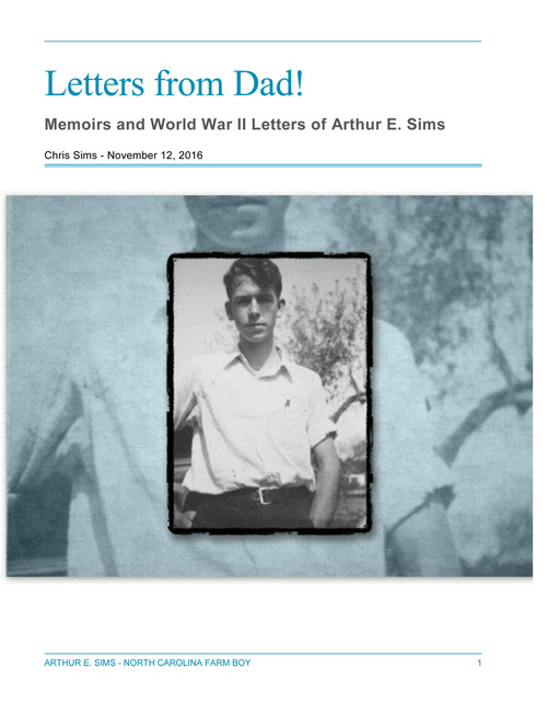 Letters from Dad! - eBook
