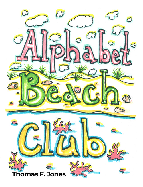 Alphabet Beach Club - eBook