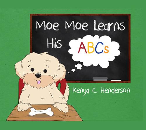 Moe Moe Learns His ABC's - eBook