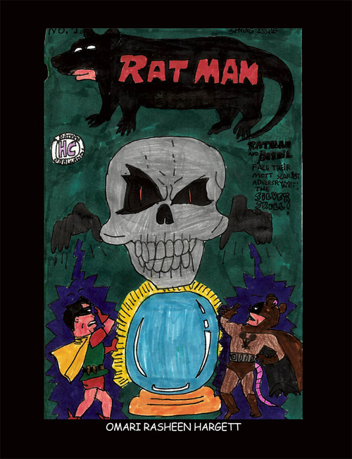Ratman with Gerbil the Kid Miracle in Crimes from the Crypt