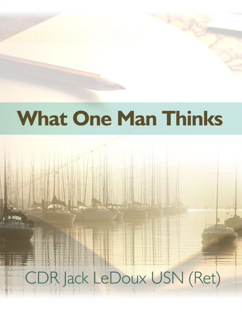 What One Man Thinks