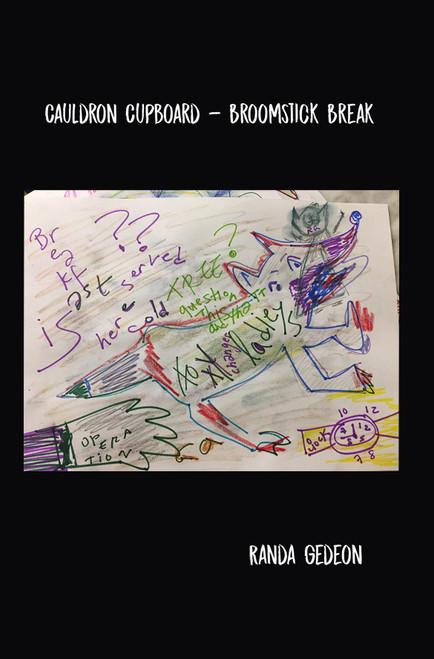 Cauldron Cupboard – Broomstick Break - eBook