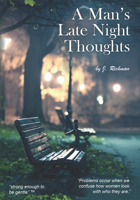A Man's Late Night Thoughts -eBook