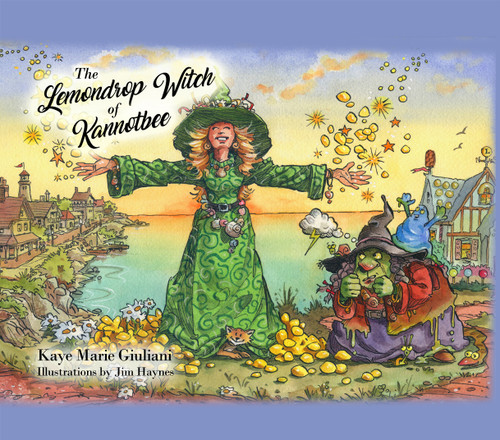 The Lemondrop Witch of Kannotbee - eBook