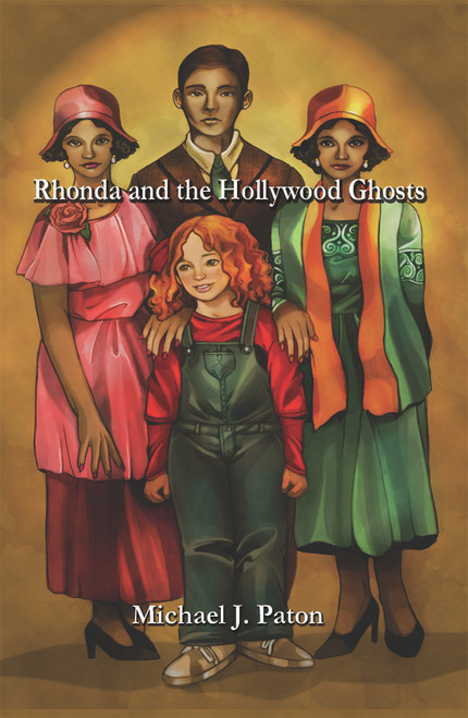 Rhonda and the Hollywood Ghosts - PB