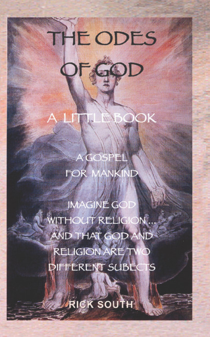 The Odes of God: A Little Book - eBook