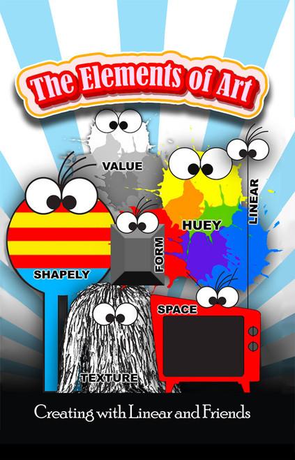 The Elements of Art - eBook