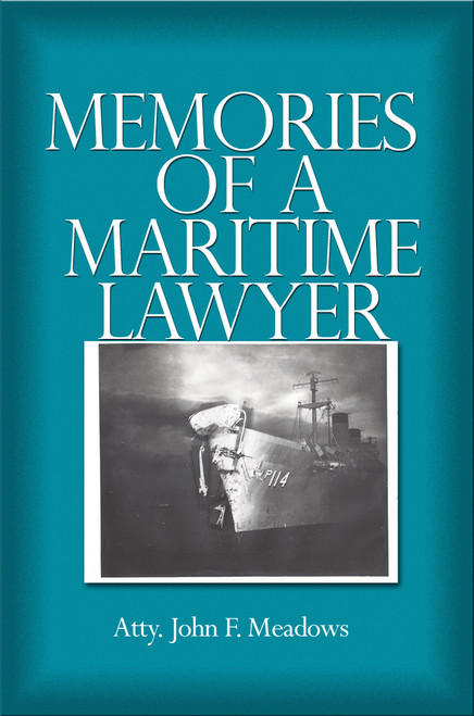 Memories of a Maritime Lawyer - eBook