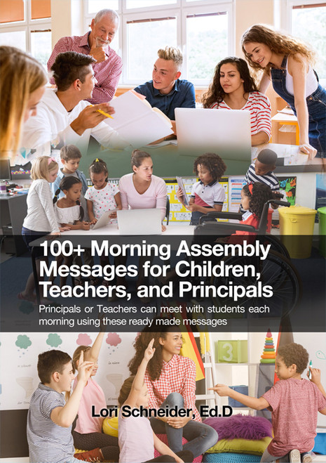 100+ Morning  Messages for Children, Teachers, and Principals - eBook