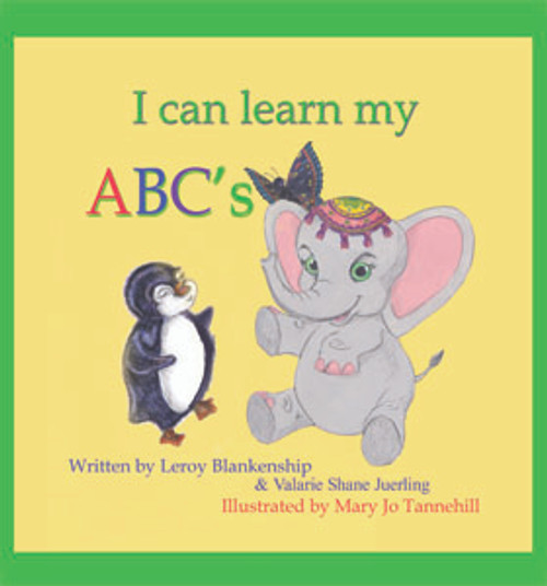 I can learn my ABC's - eBook