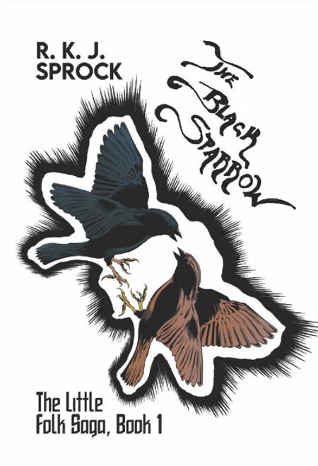 The Black Sparrow - eBook