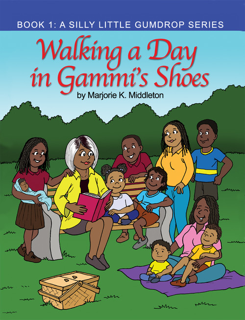 Walking a Day in Gammi's Shoes - eBook