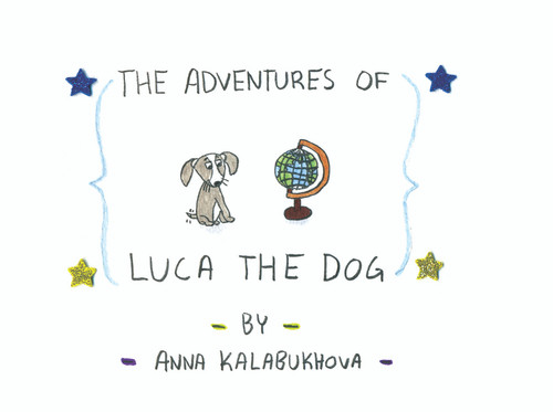 The Adventures of Luca the Dog - eBook