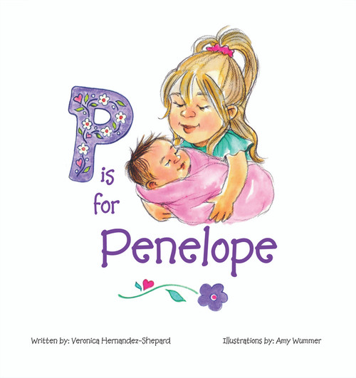P Is for Penelope - eBook
