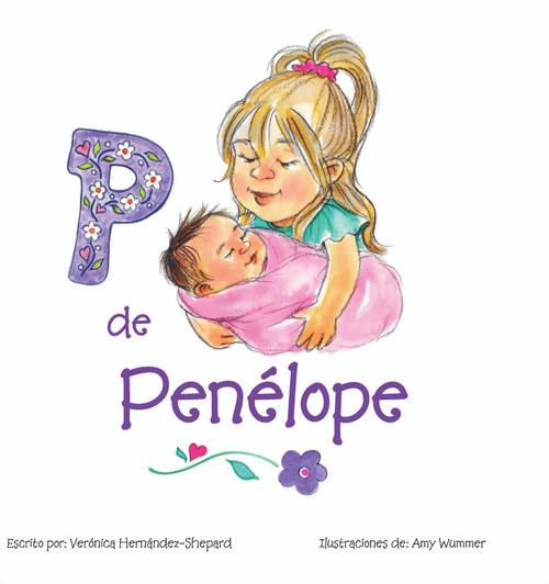 P de Penelope - eBook