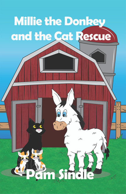 Millie the Donkey and the Cat Rescue - eBook