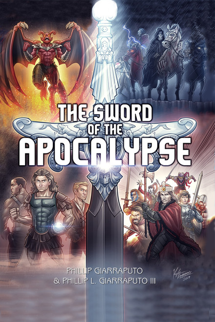 The Sword of the Apocalypse - eBook