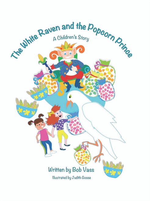 The White Raven and the Popcorn Prince - ebook