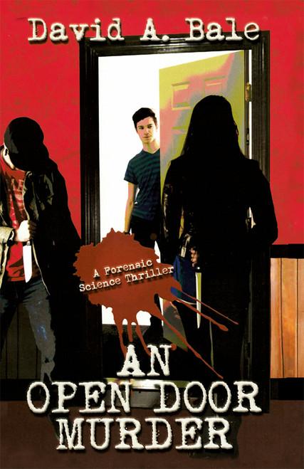 An Open Door Murder - eBook