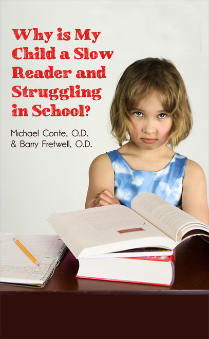 Why Is My Child a Slow Reader and Struggling in School? - eBook