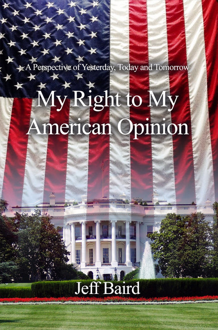 My Right to My American Opinion - eBook