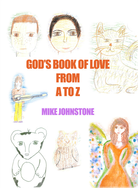 God's Book of Love from A to Z - eBook