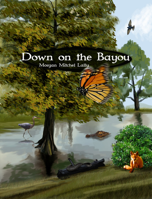 Down on the Bayou - eBook