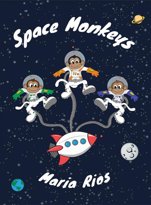 Space Monkeys - eBook