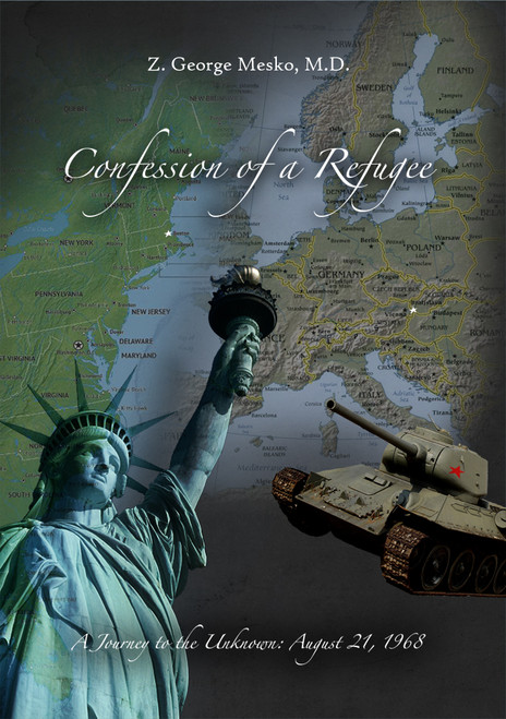 Confession of a Refugee - eBook