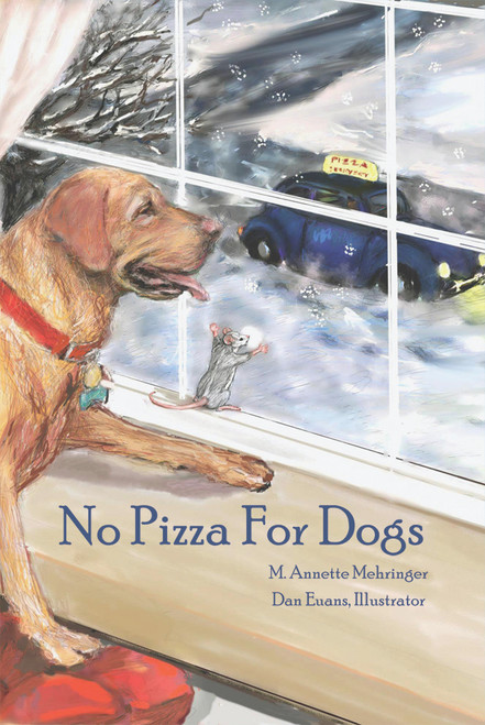 No Pizza for Dogs - eBook