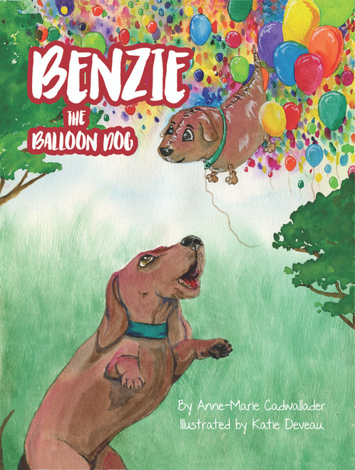 Benzie the Balloon Dog - eBook