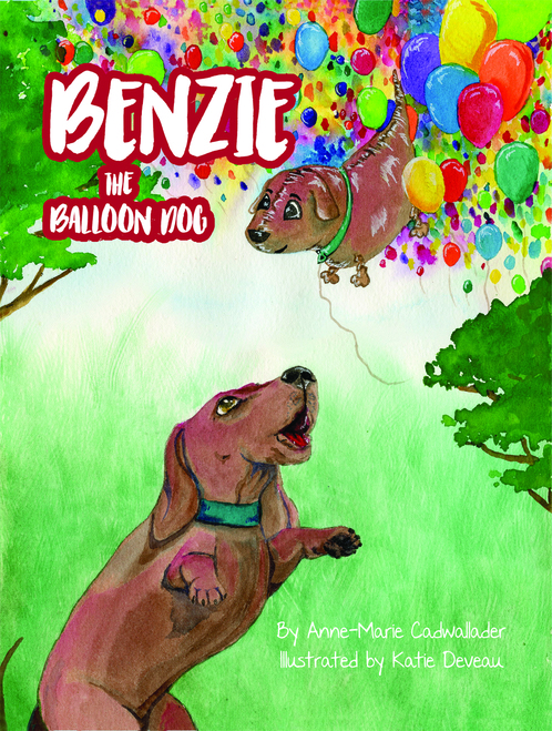 Benzie the Balloon Dog