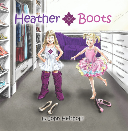 Heather Boots - eBook