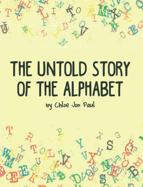 The Untold Story of the Alphabet - eBook