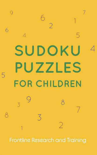 Sudoku Puzzles for Children - eBook