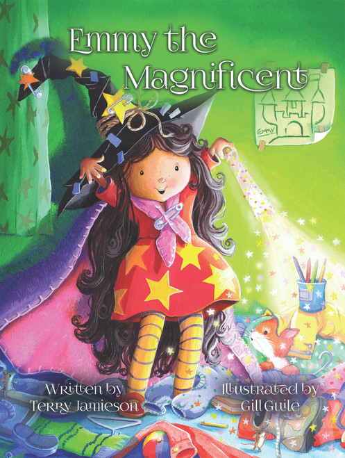 Emmy the Magnificent - eBook