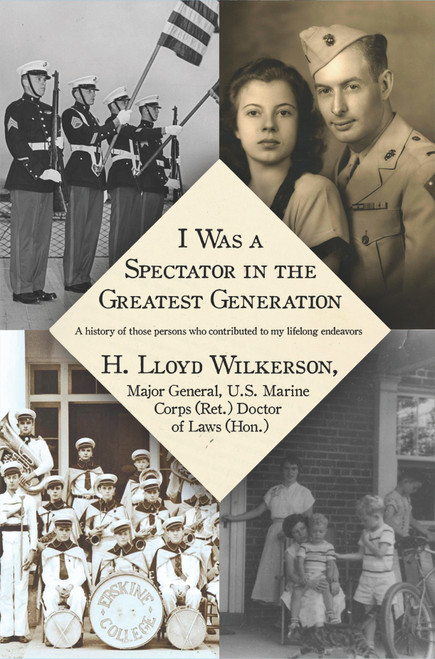 I Was a Spectator in the Greatest Generation - eBook