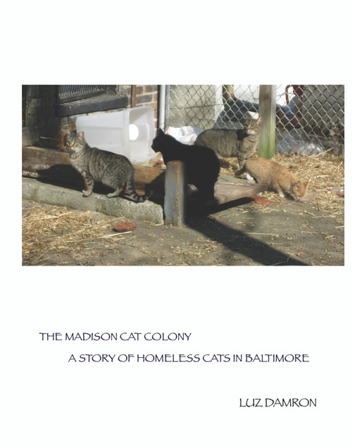 The Madison Cat Colony: A Story of Homeless Cats in Baltimore - eBook