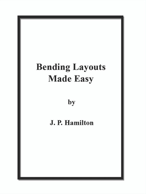 Bending Layouts Made Easy (8.5x11 and 4x6) - eBook