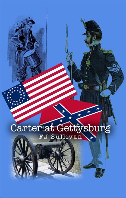 Carter at Gettysburg - eBook