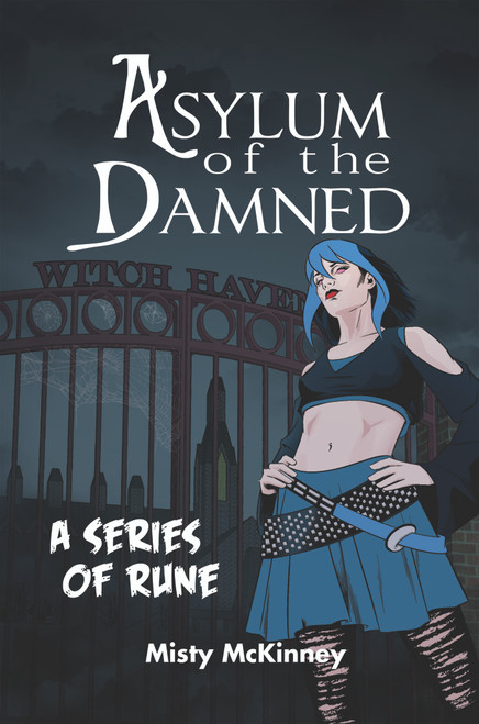 Asylum of the Damned: A Series of Rune - eBook
