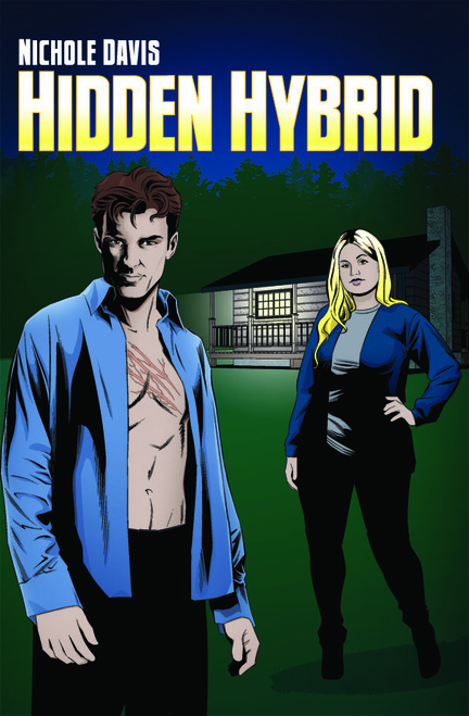Hidden Hybrid - eBook